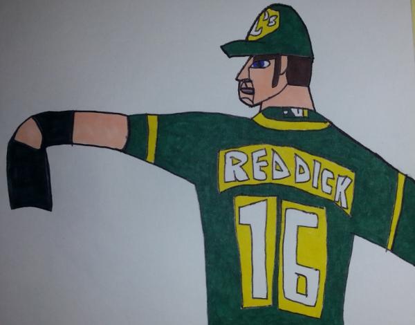 Josh Reddick par armattock